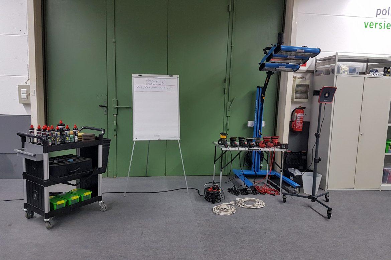 Workshop Fahrzeugaufbereitung 2019