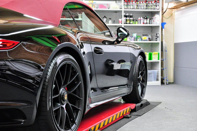 Neuwagenversiegelung Neuwagenbeschichtung 2019